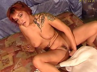 Povbitch Best Super Sexbombs Mea & Wendy Threesome Anal & Double Animal Porn